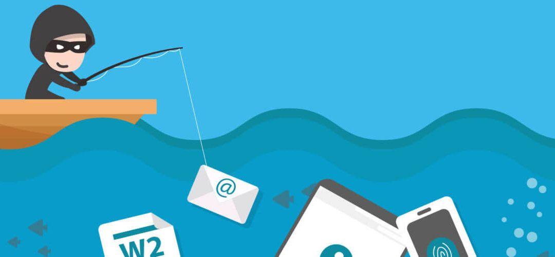 Phishing Mails im Umlauf