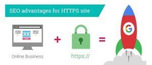 SEO Vorteil von HTTPS